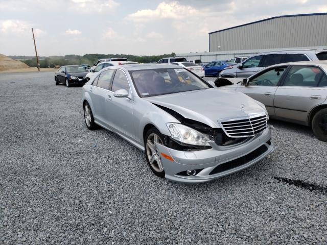 2007 Mercedes-Benz S 550 en venta en Gastonia, NC