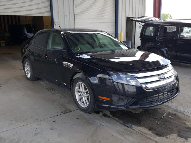 Salvage cars for sale from Copart Billings, MT: 2010 Ford Fusion S