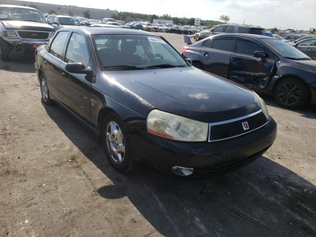 Salvage cars for sale from Copart Orlando, FL: 2003 Saturn L200