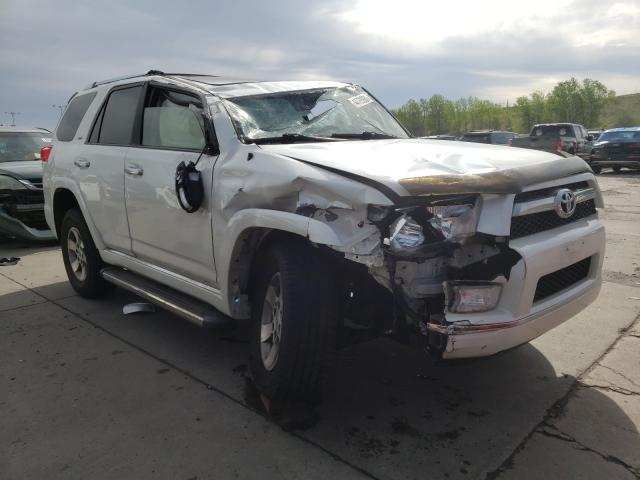 Toyota salvage cars for sale: 2012 Toyota 4runner SR