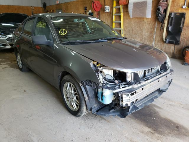 Salvage cars for sale from Copart Kincheloe, MI: 2009 Ford Focus SE