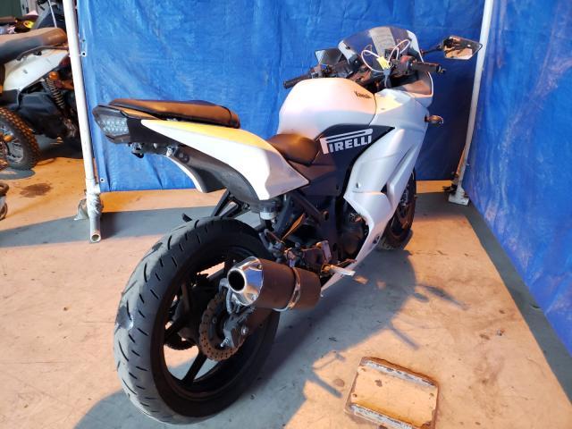 2008 KAWASAKI EX250 J JKAEXMJ168DA02840
