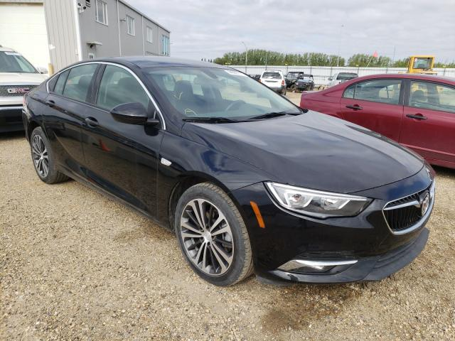 Buick salvage cars for sale: 2019 Buick Regal Pref