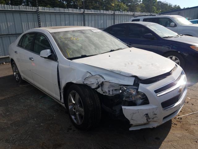 Vehiculos salvage en venta de Copart Austell, GA: 2012 Chevrolet Malibu 2LT