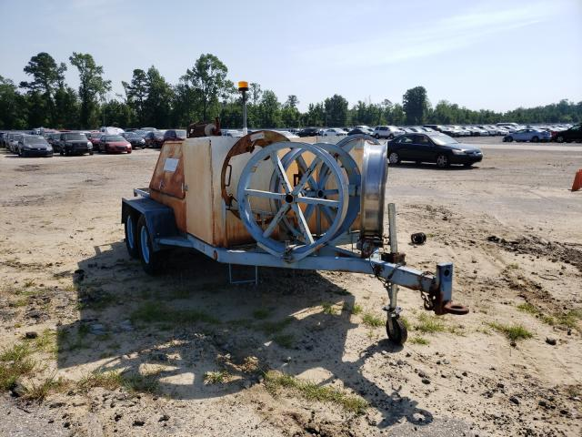 Salvage cars for sale from Copart Lumberton, NC: 1989 Other Welder