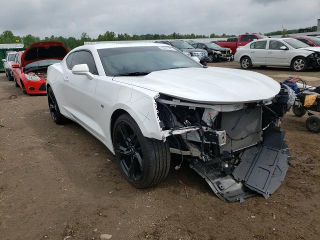 Vehiculos salvage en venta de Copart Louisville, KY: 2021 Chevrolet Camaro LS