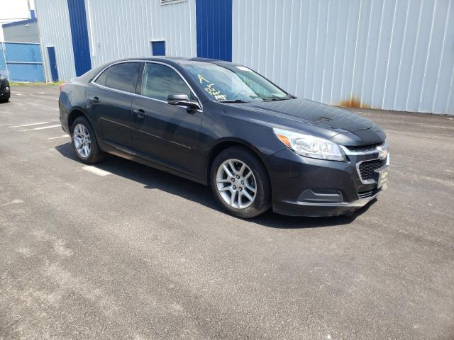 Salvage cars for sale from Copart Moncton, NB: 2015 Chevrolet Malibu LT