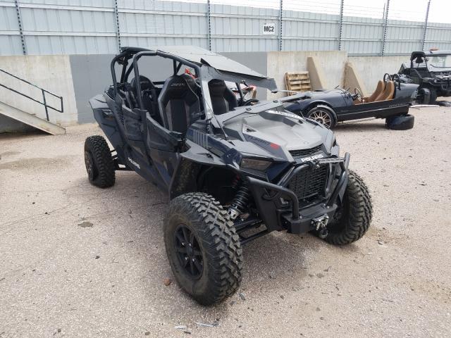 Polaris RZR Turbo salvage cars for sale: 2021 Polaris RZR Turbo