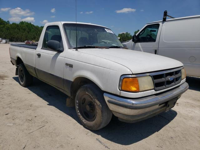 Salvage cars for sale from Copart Charles City, VA: 1994 Ford Ranger