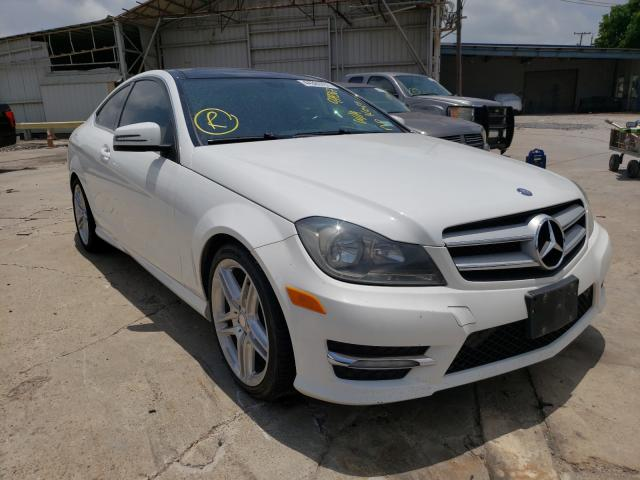Salvage cars for sale from Copart Corpus Christi, TX: 2013 Mercedes-Benz C 250