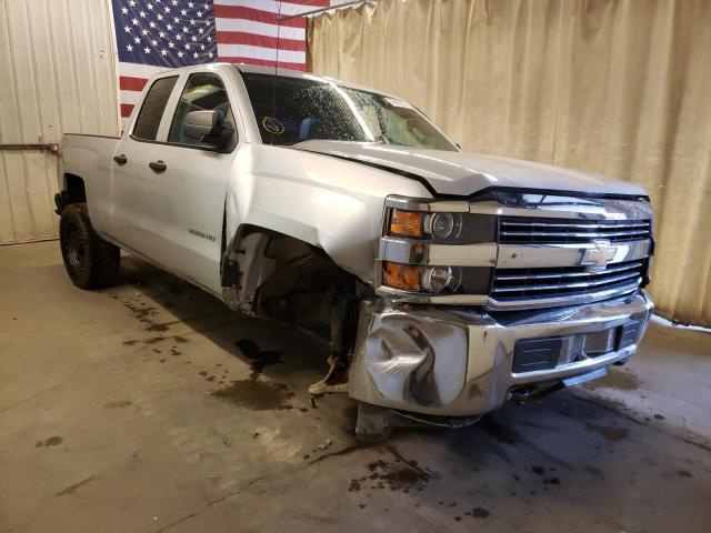 Salvage trucks for sale at Avon, MN auction: 2015 Chevrolet Silverado