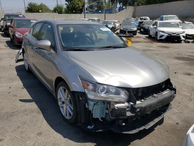 Lexus CT 200 salvage cars for sale: 2017 Lexus CT 200
