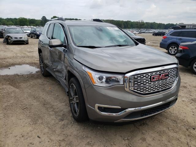 GMC Acadia DEN salvage cars for sale: 2019 GMC Acadia DEN