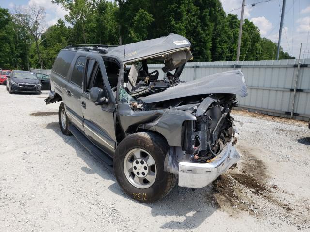 Chevrolet Suburban salvage cars for sale: 2001 Chevrolet Suburban