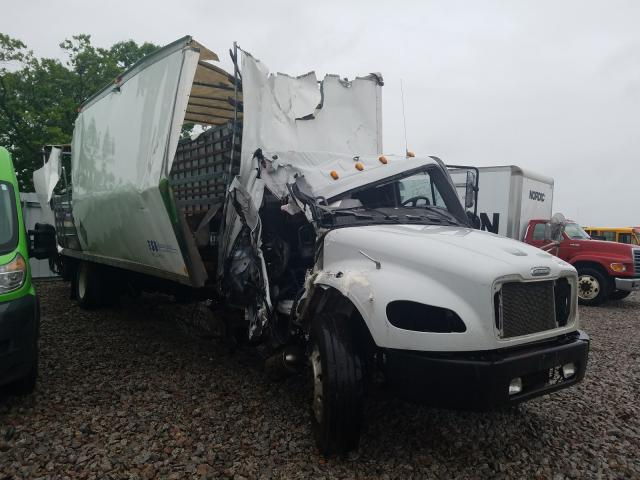 Salvage trucks for sale at Avon, MN auction: 2012 Freightliner M2 106 MED