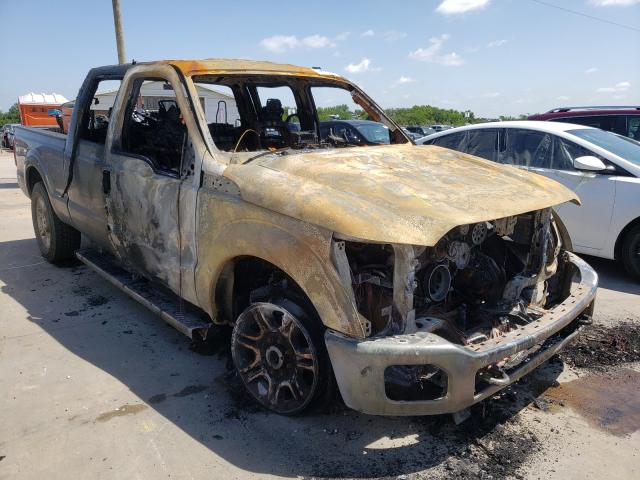 Salvage cars for sale from Copart Grand Prairie, TX: 2013 Ford F250 Super