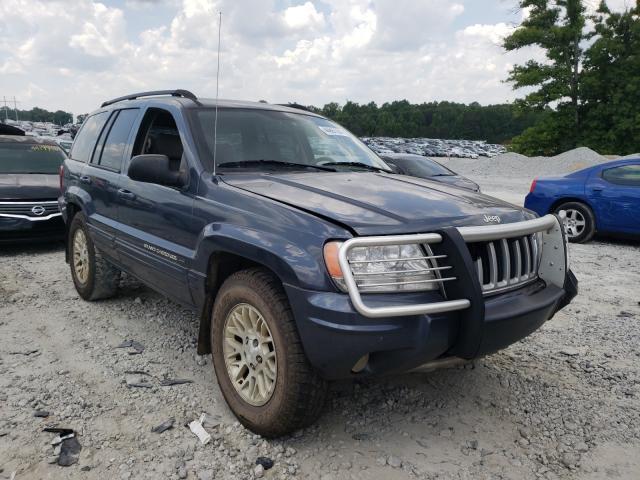 Vehiculos salvage en venta de Copart Loganville, GA: 2004 Jeep Grand Cherokee