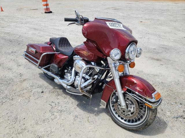 Salvage cars for sale from Copart Chatham, VA: 2010 Harley-Davidson Flhtc