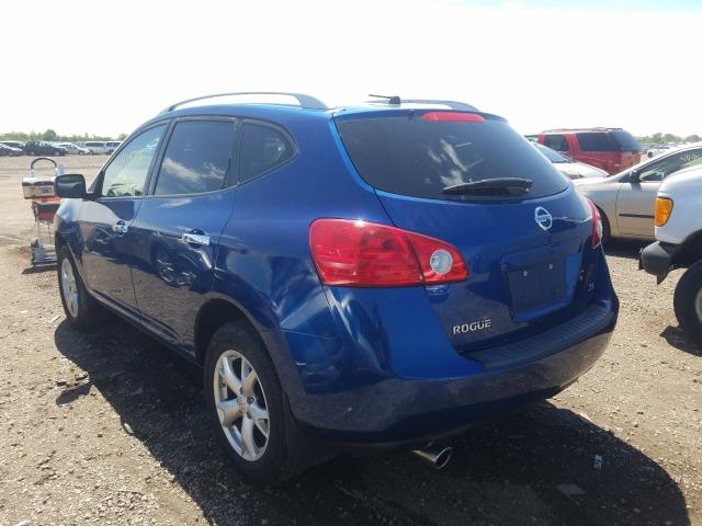2010 NISSAN ROGUE S JN8AS5MT8AW008057