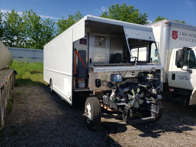 Salvage cars for sale from Copart Davison, MI: 2020 Freightliner Chassis M