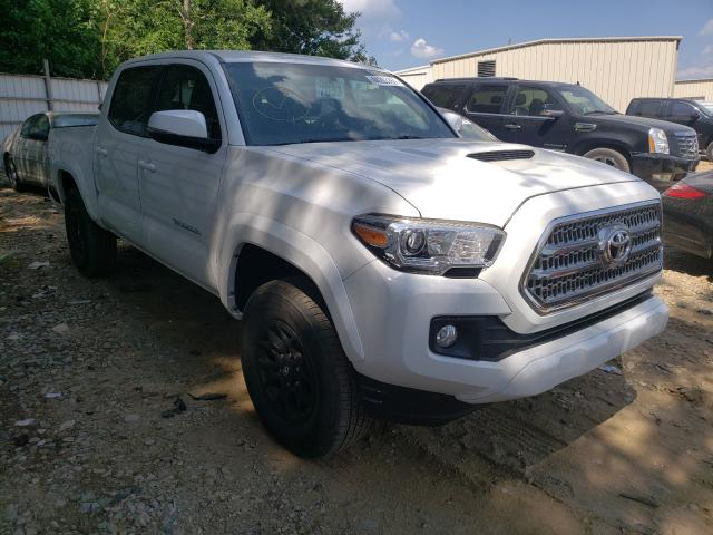 Salvage cars for sale from Copart Gainesville, GA: 2017 Toyota Tacoma