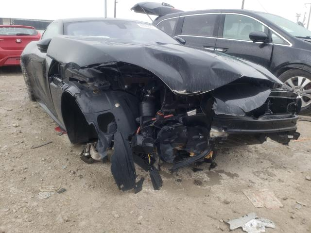 Jaguar Vehiculos salvage en venta: 2018 Jaguar F-TYPE R