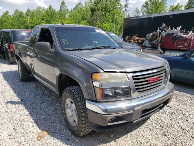 Salvage cars for sale from Copart Hurricane, WV: 2008 GMC Canyon