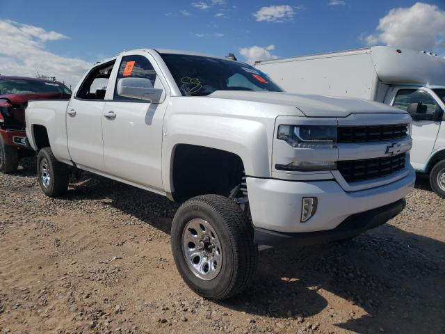 Salvage cars for sale from Copart Magna, UT: 2018 Chevrolet Silverado