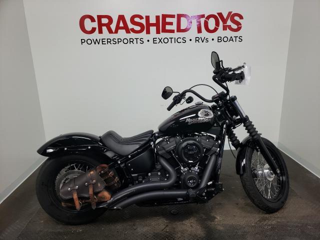 Harley-Davidson Fxbb salvage cars for sale: 2019 Harley-Davidson Fxbb