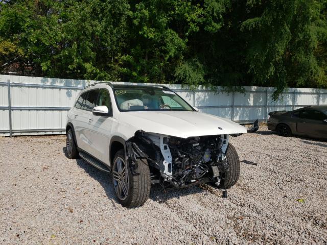 2021 Mercedes-Benz GLS 450 4M en venta en Knightdale, NC
