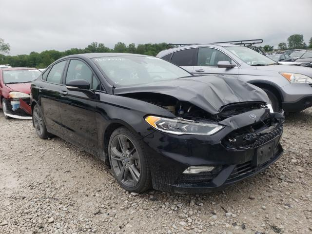 2017 Ford Fusion Sport for sale in Des Moines, IA