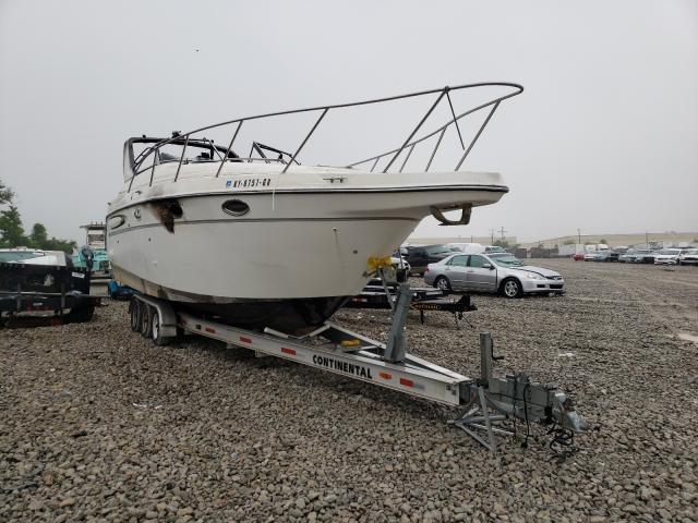 Maxum Boat salvage cars for sale: 1997 Maxum Boat