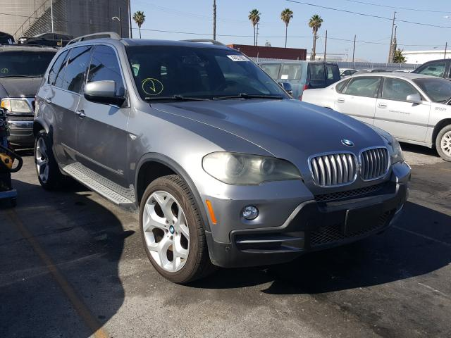 BMW Vehiculos salvage en venta: 2008 BMW X5 4.8I