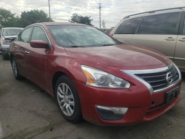 Salvage cars for sale from Copart Moraine, OH: 2013 Nissan Altima 2.5