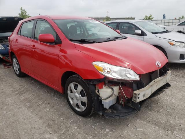 Salvage cars for sale from Copart Walton, KY: 2009 Toyota Corolla MA