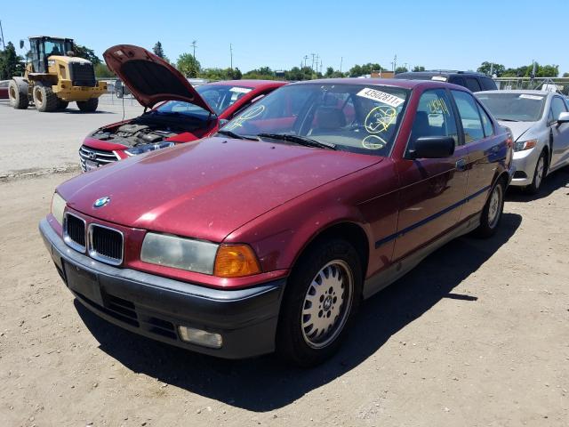BMW 3 SERIES 1992 1