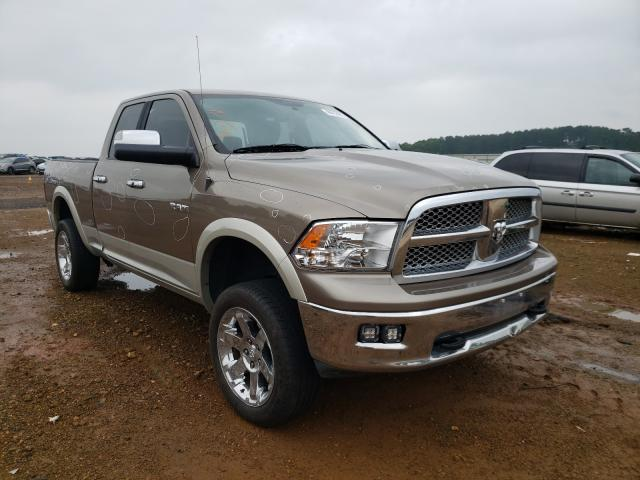 Salvage cars for sale from Copart Longview, TX: 2010 Dodge RAM 1500