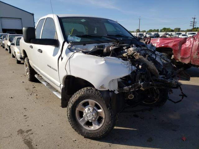 Salvage cars for sale from Copart Nampa, ID: 2004 Dodge RAM 2500 S
