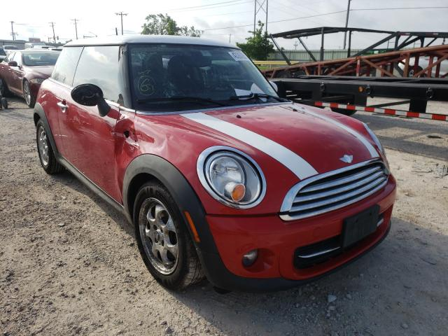 Salvage cars for sale at Oklahoma City, OK auction: 2013 Mini Cooper