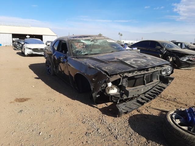 Dodge Challenger salvage cars for sale: 2017 Dodge Challenger