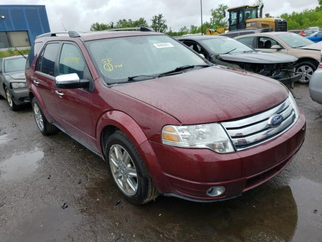 Salvage 2008 FORD TAURUS - Small image. Lot 44489491