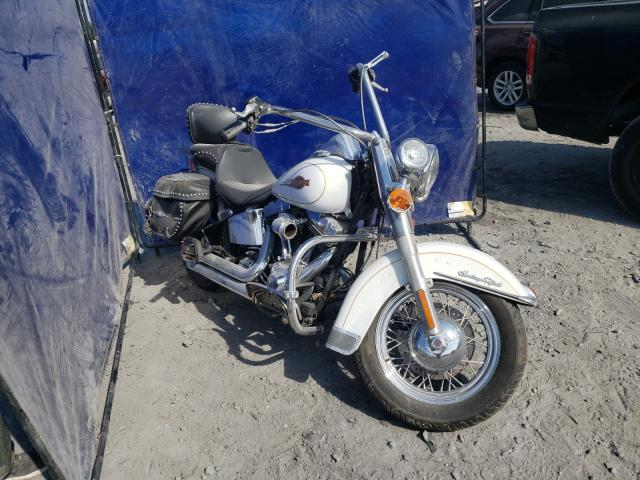Salvage cars for sale from Copart Montgomery, AL: 2008 Harley-Davidson Flstc