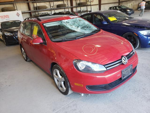 Volkswagen salvage cars for sale: 2010 Volkswagen Jetta TDI