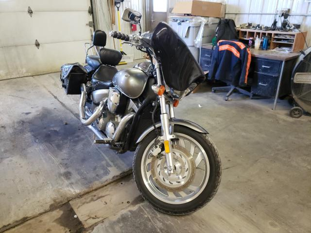 Salvage cars for sale from Copart Avon, MN: 2009 Honda VTX1300