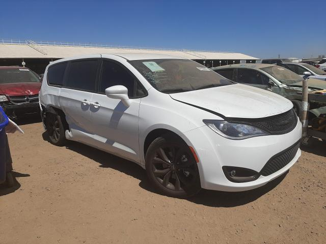 Salvage cars for sale from Copart Phoenix, AZ: 2019 Chrysler Pacifica T