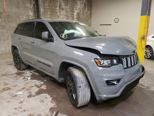 Salvage cars for sale from Copart Chalfont, PA: 2019 Jeep Grand Cherokee