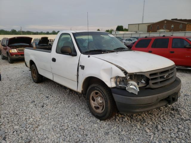 Salvage 2002 FORD F150 - Small image. Lot 44614581