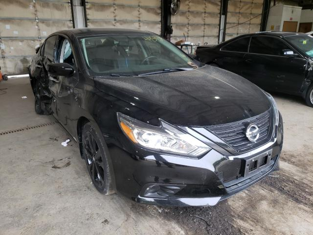 Vehiculos salvage en venta de Copart Graham, WA: 2018 Nissan Altima 2.5