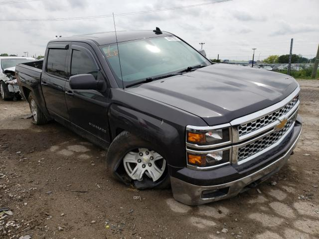 Salvage cars for sale from Copart Indianapolis, IN: 2015 Chevrolet Silverado
