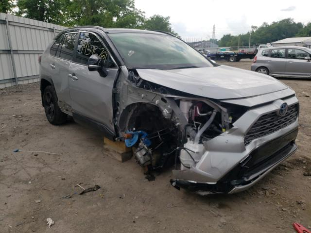 Carros híbridos a la venta en subasta: 2020 Toyota Rav4 XSE